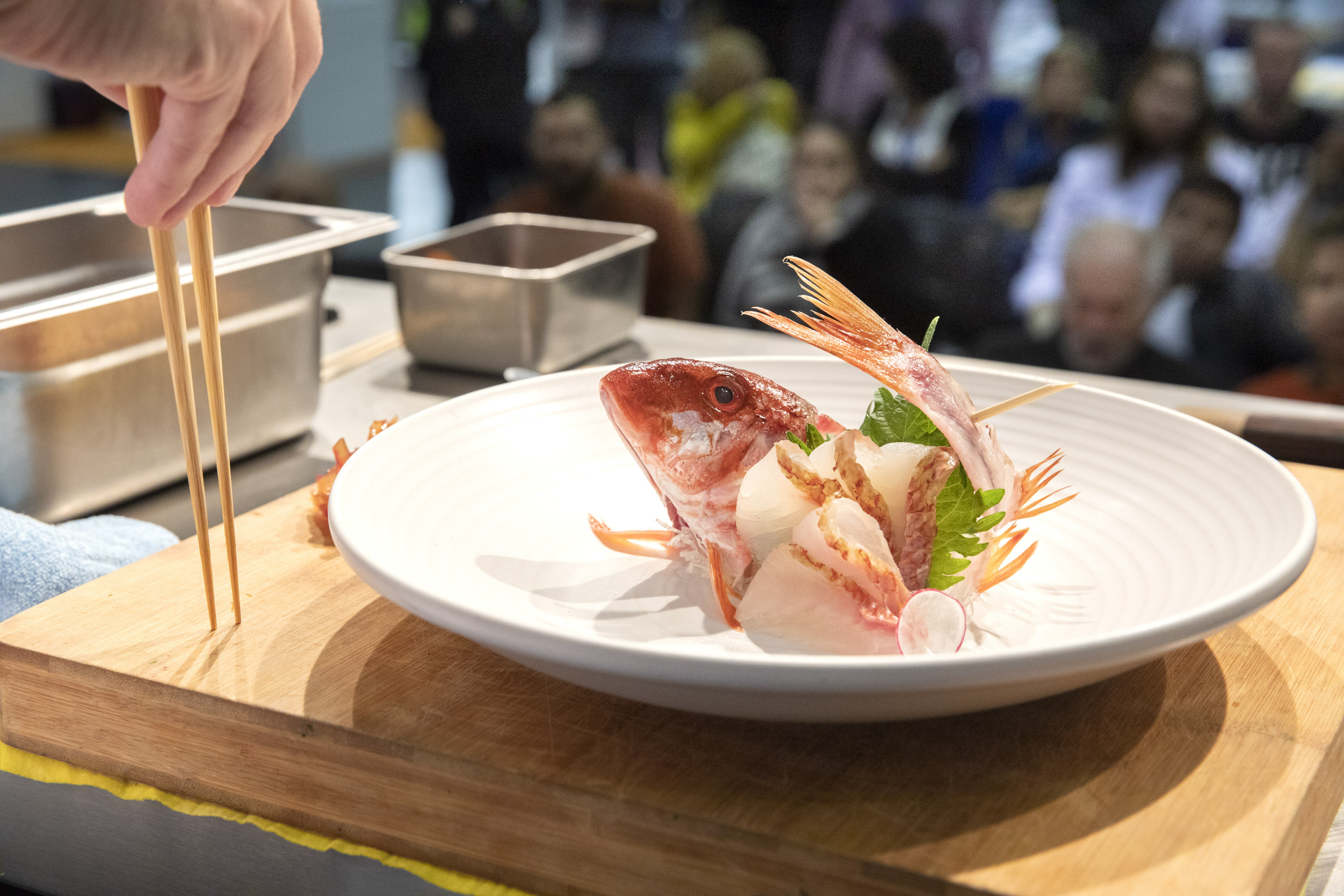 An exclusive pop-up restaurant: the experience concept of Gastrónoma 2019