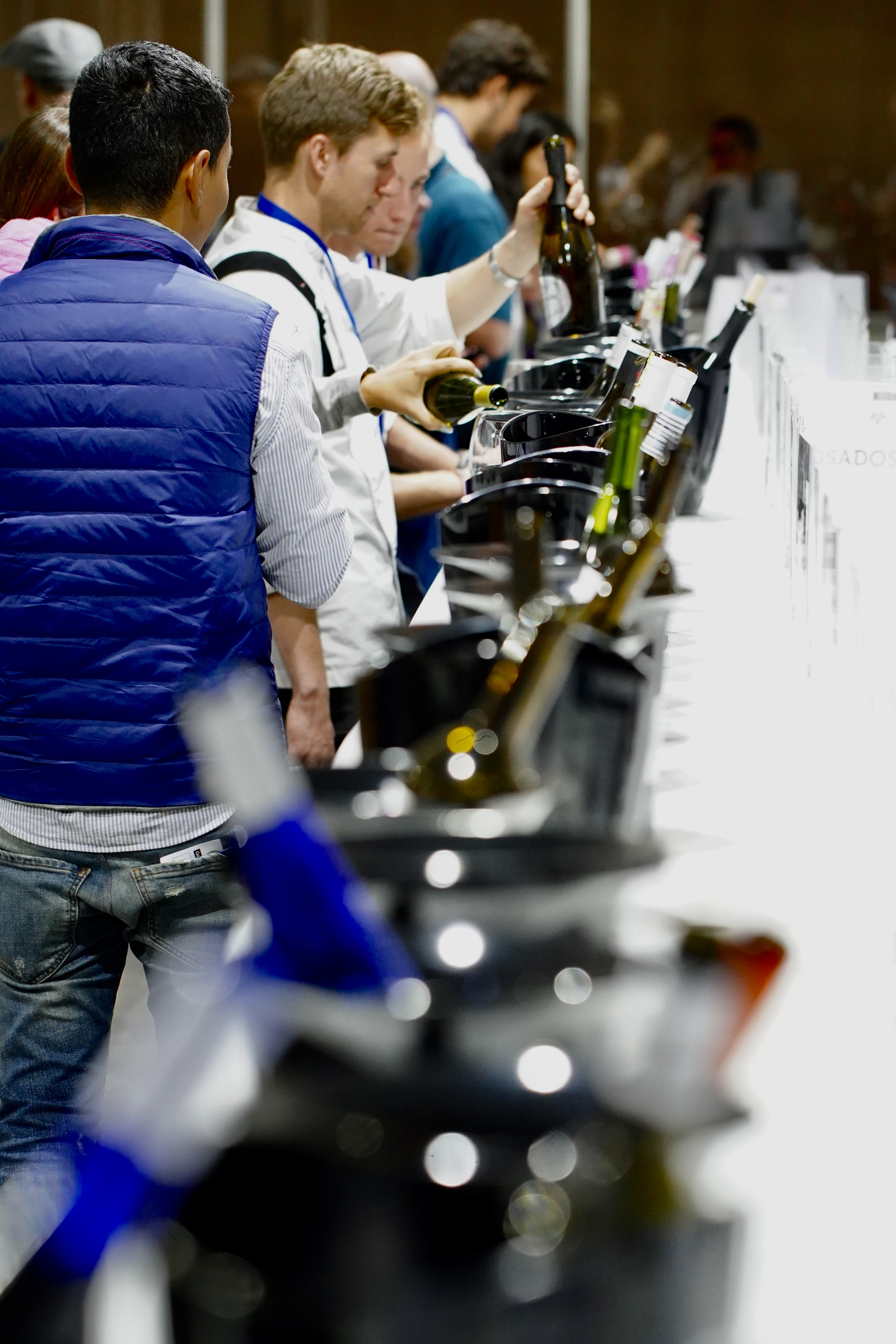 Huge increase in the popularity of the Wine Tunnel at Gastrónoma 2019